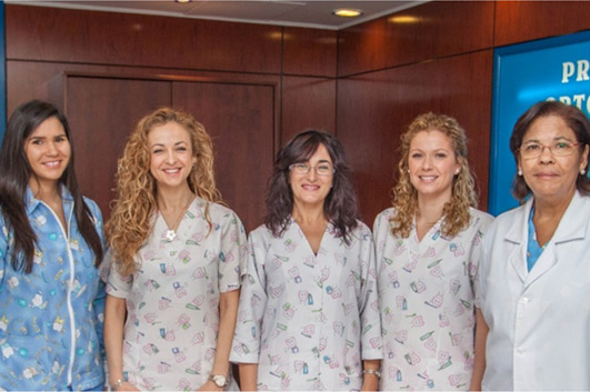 equipo-clinica-dental-vilma